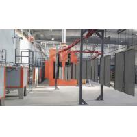 Buy cheap Hardware Automatic Dust-free Painting coating line for metal auto spear parts hardwares automatic coating from wholesalers