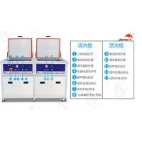 Buy cheap SUS 304 Material Industrial Ultrasonic Cleaner 28/40KHz For Heavy Grease / Oil from wholesalers