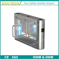 Wholesale Coin Operated Single Channel DC 24V Brush Motor Swing Turnstile from china suppliers