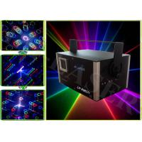 Wholesale ILDA KTV / Club / Pub Laser Christmas Lights , Full Color Laser Stage Lightning from china suppliers