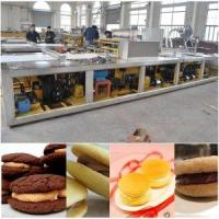 Buy cheap 5t Sandwich Cake and Chocolate Pie Machine with Recipe (HG-SWC5T) from wholesalers