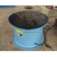 Adjustable Welding Positioner Turntable 360 Degree Unlimited Rotation For Storage Tanks Manufactures