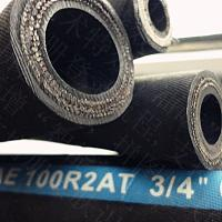 Buy cheap SAE 100 R2 Rubber Hydraulic Hose from wholesalers