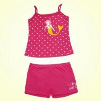 Buy cheap Comfortable Pyjama Made of 100% Cotton RIB, or Printed 95% Cotton 5% Spandex from wholesalers