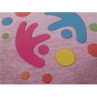 Buy cheap Cartoon Pattern Heat Transfer Clothing Labels , Custom Screen Printing Patches product