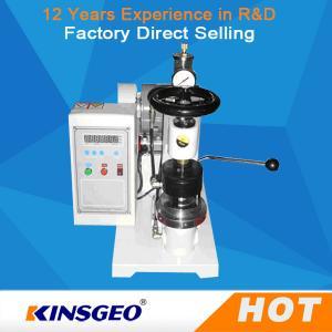 Electronic Paper Testing Instruments , Bursting Strength Machine Multi Function
