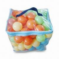 Wholesale PE Toy Ball, Different Colors and Sizes are Available from china suppliers