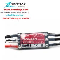 Buy cheap ZTW Spider PRO Premium 30A OPTO 2-4S ESC Electronic Speed Control For RC Multirotor from wholesalers