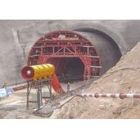 Buy cheap Construction Hydraulic Tunnel Formwork Q235 Steel Material Recyclable Type from wholesalers