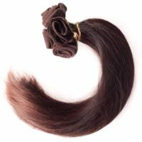 Buy cheap Beautiful Silky Straight Hair Extension Remy Inidian Human Hair from wholesalers