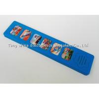 Buy cheap Famous Six Story Sound Books For Kids Module In Blue Plastic from wholesalers