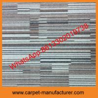 Buy cheap Office use Colored Modular Nylon 3D Carpet tiles Rug floor from wholesalers