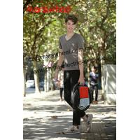 Buy cheap 18KM / Hour Samsung Battery Rechargeable Single Wheel Electric Unicycle 170WH from wholesalers