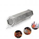 Buy cheap Smoker Tube,stainless steel smoking pipe,meat smoke generator,wood pellet cold smoker pipe from wholesalers