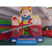 Buy cheap Outdoor Inflatable Jumping Jacks Jumping Castles, Kids Bouncy Castles for Commercial, Hire product