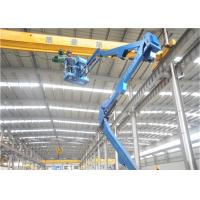 Buy cheap Intelligent Control Articulating Man Lift Wide Applicable 6 Wind Class Anti Corrosive from wholesalers