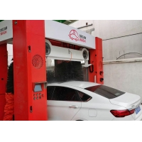 Buy cheap Stainless Steel Five  Brush Vehicle Wash Systems from wholesalers