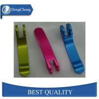 Buy cheap CNC Parts Aluminium Machined Components Black Or Colorful Hard Anodized Finish from wholesalers