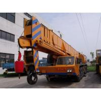 Buy cheap Used Kato 80 Ton Truck Crane Nk-800 from wholesalers