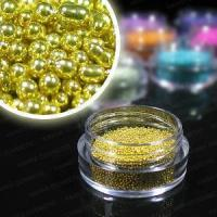 Buy cheap Glass Beads Basic for Professional Nail Art from wholesalers