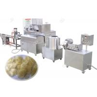 China Automatic Prawn Cracker Making Machine , Chips Production Line For Shrimp And Tapioca on sale