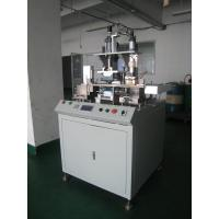 Buy cheap Printed Plastic Office ID Employees Card Card Making Auxiliary Equipment  Gold Press Machine from wholesalers