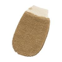 Buy cheap Household Body Skin Exfoliating Bath Gloves No Stimulation With Cuff from wholesalers