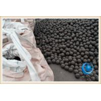 Professional hot rolling steel balls , Dia. 20mm-150mm Grinding Balls For Mining , ball mill Manufactures