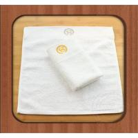 Buy cheap 2016 100% cotton hotel towel, custom quick dry hotel face towel shipping from China from wholesalers