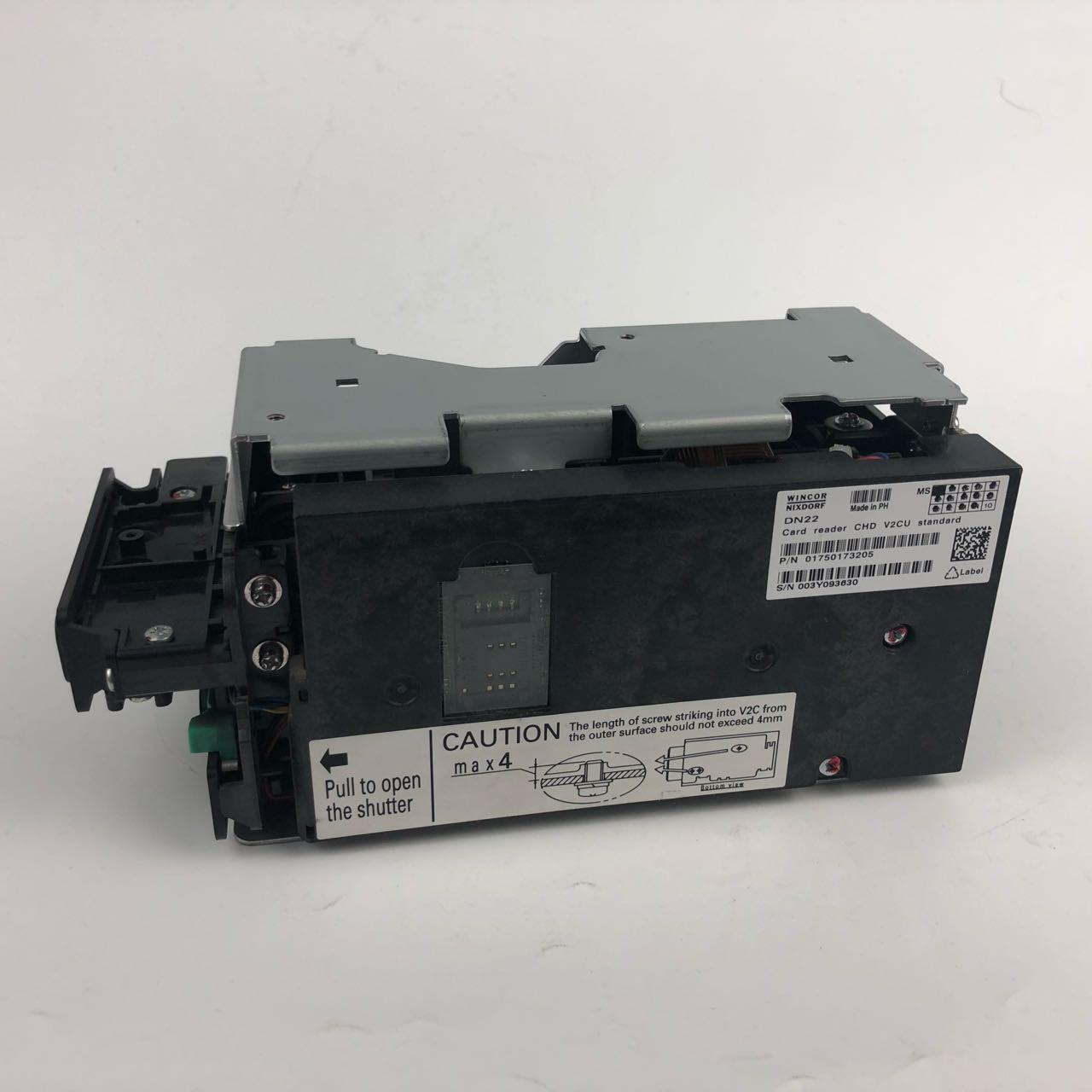 Buy cheap 01750173205 Wincor Nixdorf ATM Parts PC280 V2CU ATM Card Reader 1750173205 from wholesalers