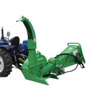 Buy cheap PTO Driven BX62R Wood Chipper , 6 Inch 3 Point Chipper Shredder CE Approved from wholesalers