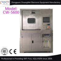 Buy cheap SMT PCB Cleaning System PCBA Cleaner with 645(L)*560(W)*100(H) Cleaning Basket product