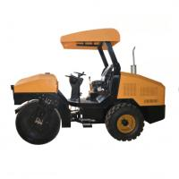 Buy cheap High Performance Road Roller Machine With 12 Km/H Travel Speed from wholesalers