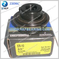 Buy cheap ER-10 SealMaster Mounted Ball Bearing With Extended Inner Ring from wholesalers