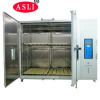 Buy cheap Pharmaceutical Stability Testing Laboratory Equipment Walk - In Temp Humidity Chamber from wholesalers