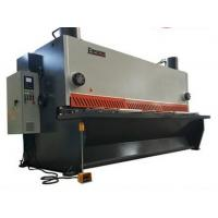 Buy cheap Qc11y - 8*2500 Hydraulic Press Brake CNC 8t 2500mm Steel Plate Welding Structure Guillotine from wholesalers