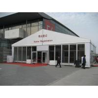 Buy cheap 300 People Aluminum Or Glass Wall Tents / Fireproof Wedding Party Tent from wholesalers