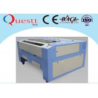 Buy cheap Stepper Motor CO2 Laser Engraving Machine 1-1000mm/S For Cardboard / Chipboard from wholesalers
