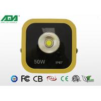 High Power Industrial Brightest Outdoor Led Flood Lights , Smd Led Floodlight 50w Manufactures