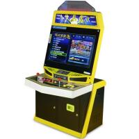 Buy cheap 32 Inch Coin Operated Fighting Video Game Machine Arcade Cabinet Fighting Game Machine from wholesalers