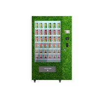 Wholesale Egg Vegetables Salad Belt Conveyor Combo Elevator Vending Machine Remote Controlled from china suppliers