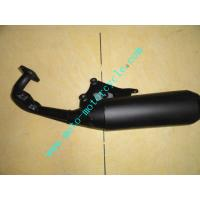 Wholesale SCOOTER PARTS Motorcycle  Muffler  SUZUKI AG100 EXHAUST PIPE from china suppliers