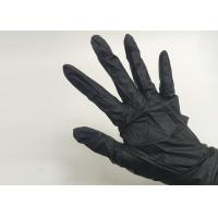 Buy cheap Disposable Nitrile Gloves Black  Tattoo Accessories S M L Size from wholesalers