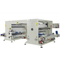 China CE Film Slitting Machine Thermal Paper Jumbo Roll Machine For POS / ATM Roll Paper on sale