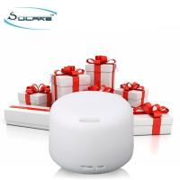 Buy cheap Round 300ml Oil Diffuser Microcurrent Facial Machine / Ultrasonic Aroma Diffuser from wholesalers
