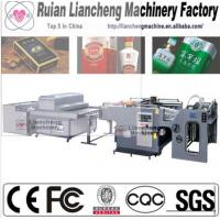 2014 New flat bed screen printing machine Manufactures