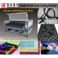 Buy cheap Double Heads Co2 Laser Cutting Machine China from wholesalers
