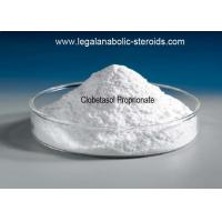 Buy cheap Clobetasol Proionate Oral Anabolic Steroids Raw Powder CAS 25122-46-7 Treating Skin Disorders from wholesalers