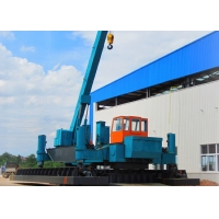 Wholesale 60KW 2800KN Hydraulic Static Pile Driver For Vibration Control Areas from china suppliers