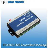 Buy cheap GSM SMS Industry Termials Electric Alarm Relay Remote Controller (8DIN 8DOUT 4AIN RS232) from wholesalers